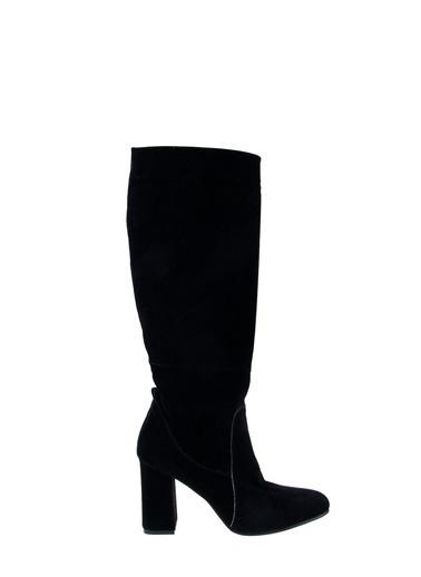 Girl Boss Çizme Siyah